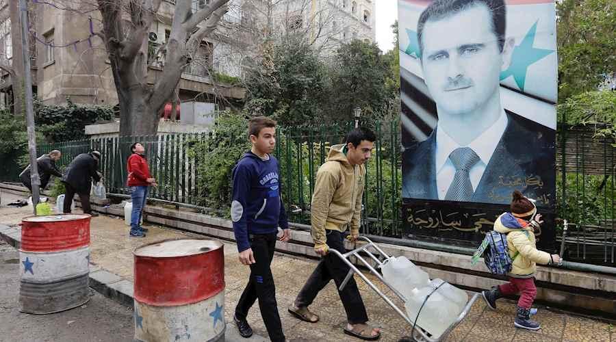 سوريا نموذجا: