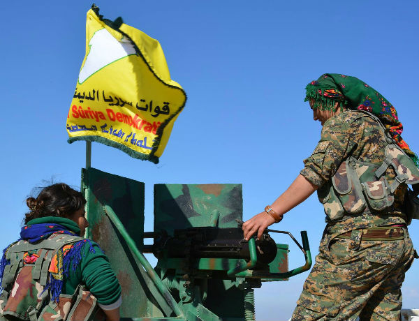 The Kurdish Views of the Ongoing Political Changes in Syria