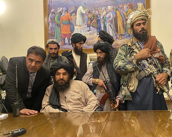 طالبان نموذجاً: