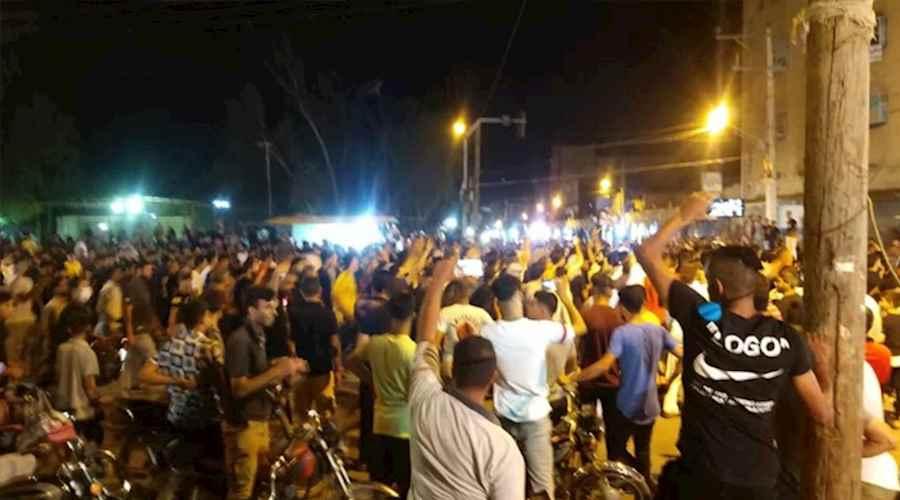 احتجاجات الأهواز:
