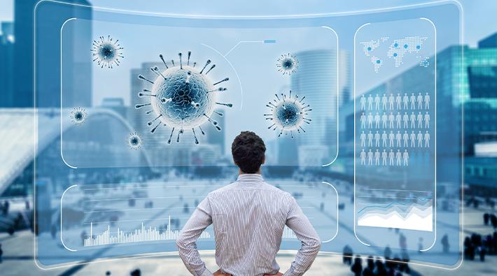 إدارة أعمال الأوبئة: