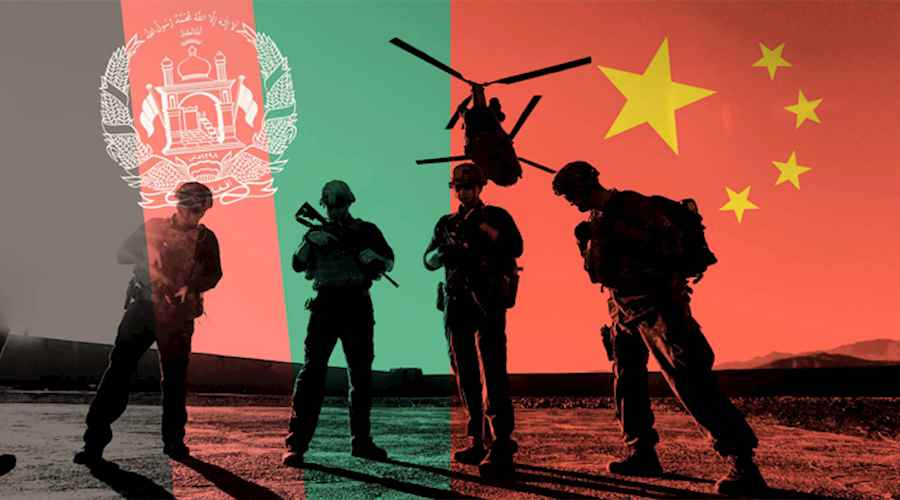 American Surrender and Regional Acceptance After Taliban's Takeover of Afghanistan