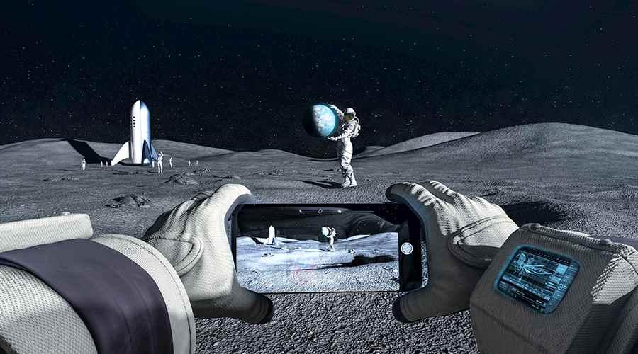سياحة الفضاء: