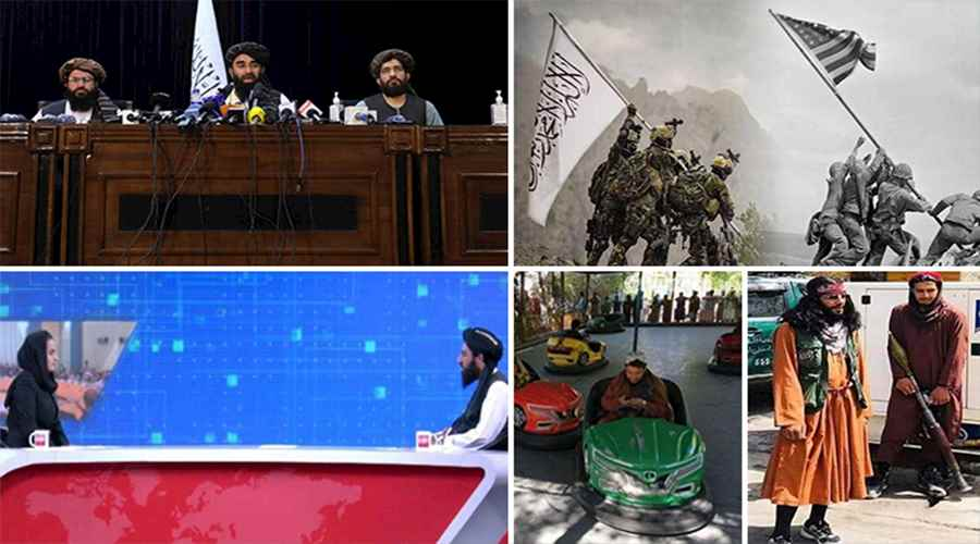 The image of the new Taliban.. A discourse to change or to maneuver?