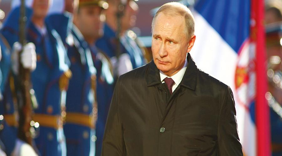 كيف يفكر بوتين في الشرق الأوسط؟