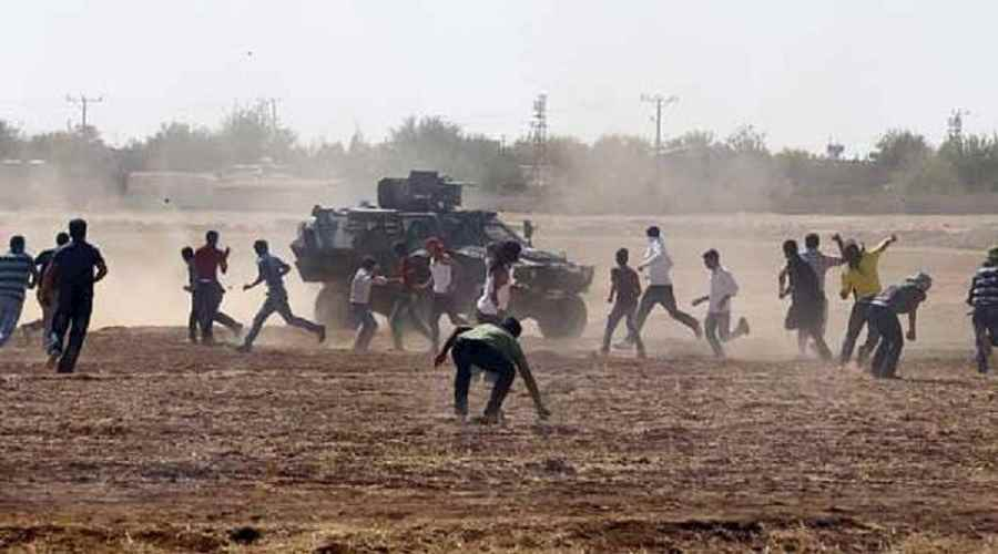 معركة كوباني: