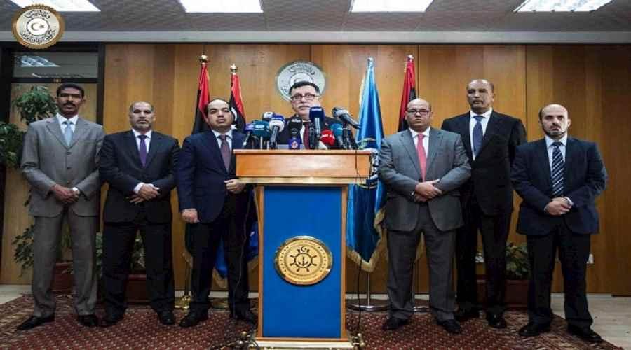 الأزمة الليبية: