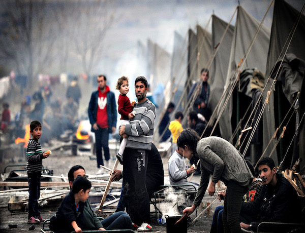 Non-Traditional Solutions for Dealing with the Refugee Crisis