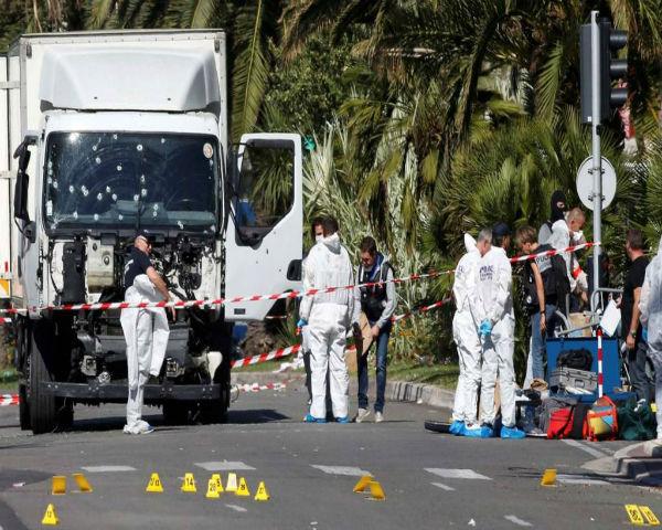 إرهاب الدهس في أوروبا