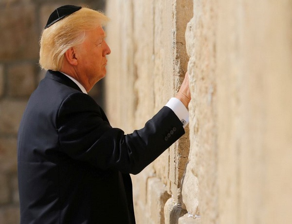 Why Trump's Move will Benefit the Palestinians