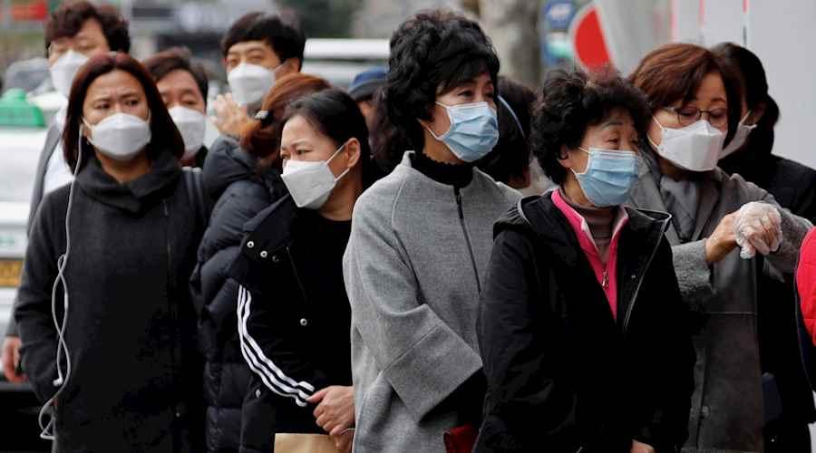 خبرات الأوبئة: