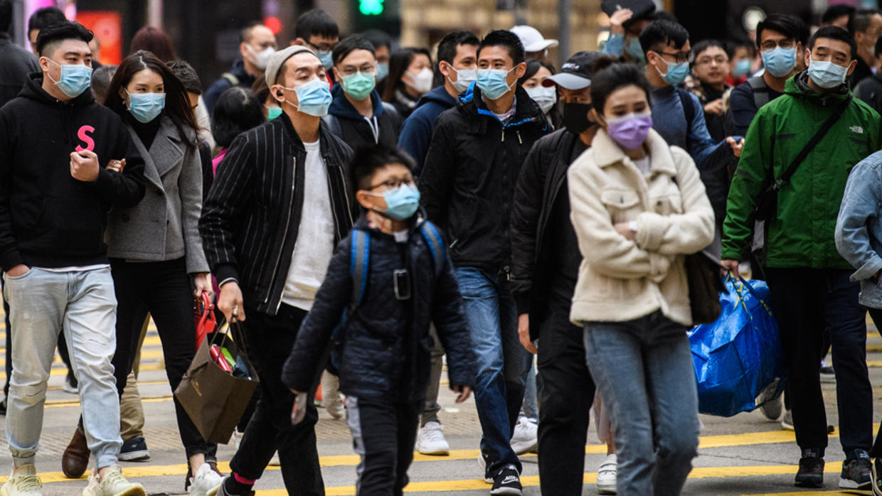The Globalization of Epidemics