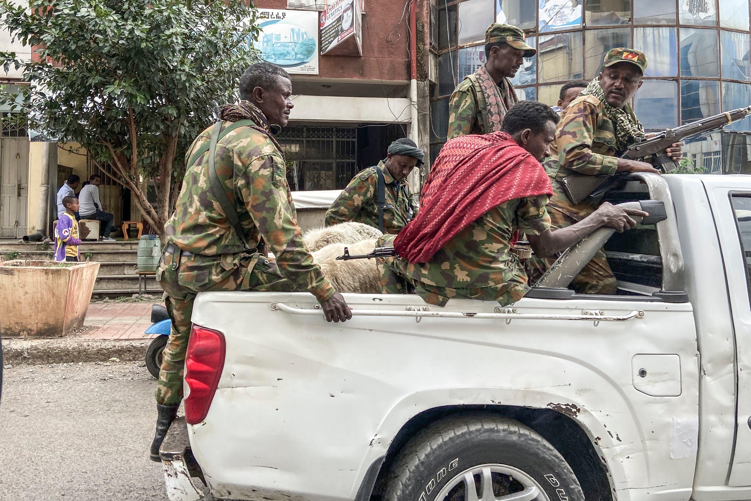 تطورات الحرب في إثيوبيا