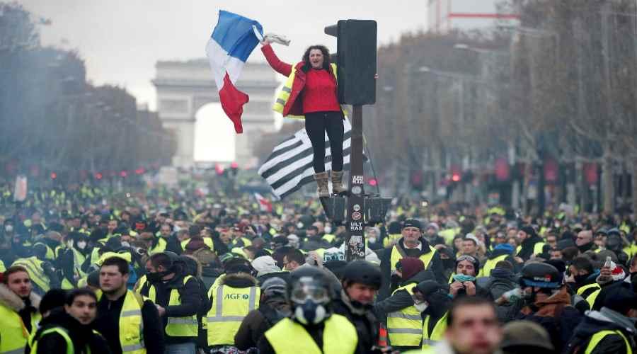 إنذار باريس:
