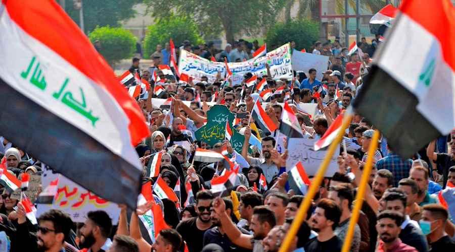 انتفاضة بغداد: