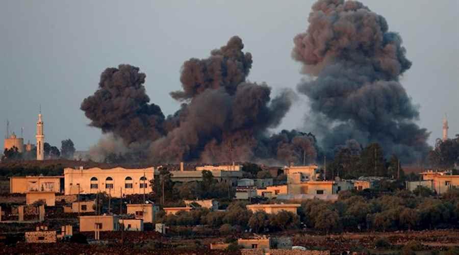 دوافع الضربات الإسرائيلية على الحدود العراقية - السورية