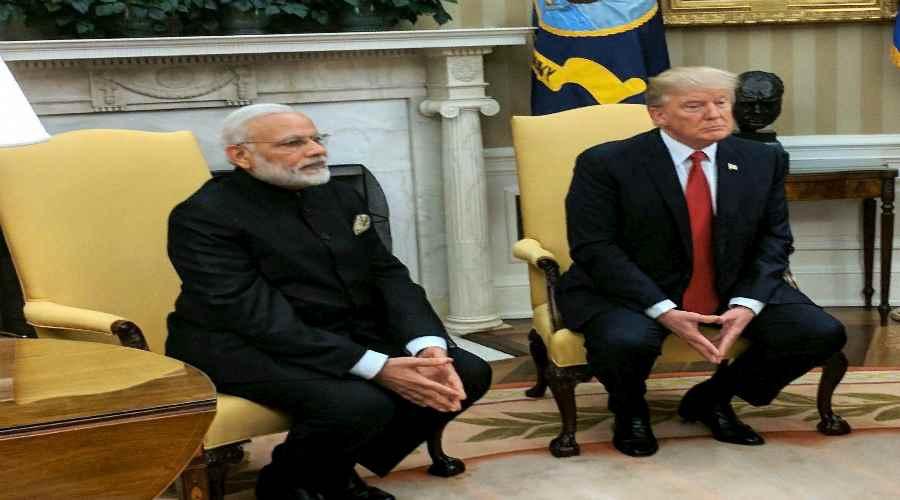الهند أولاً: