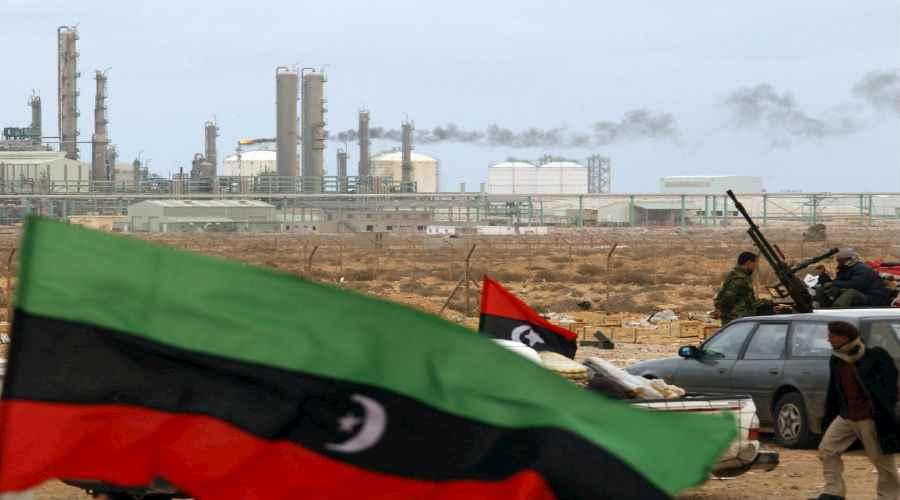 Is there Any Settlement in Sight for the Battle Over Libya's Oil?