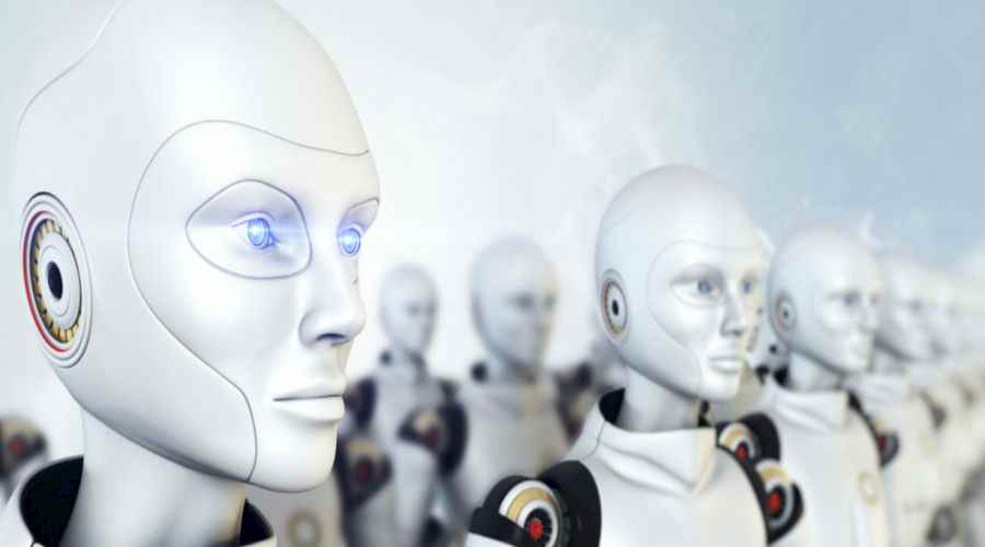 ثورة الروبوت: