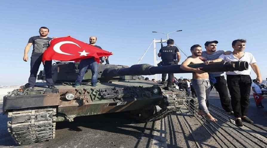الأزمة السورية نموذجاً: