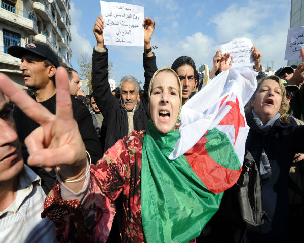 Why the protests in Algeria have not transformed into a popular revolt