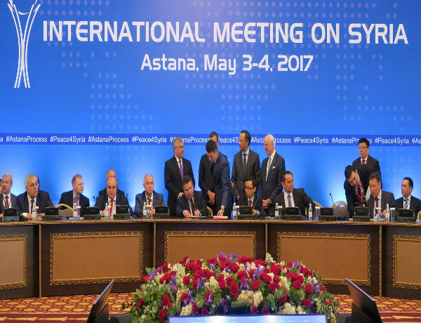"""Can the """"De-escalation Zones"""" Agreement Hold in Syria?"""