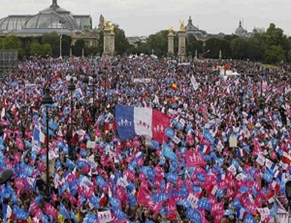 احتجاجات فرنسا: