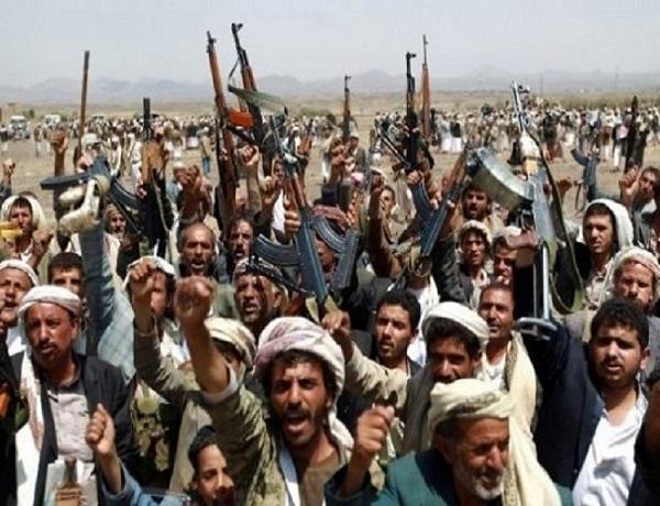 الانقلاب الحوثي: