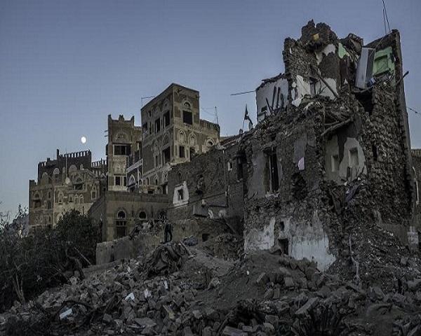 الأزمة اليمنية: