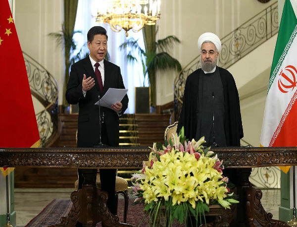 Iran's Interest in Furthering Relations with China
