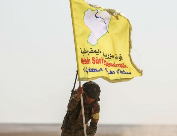 Why Are the Kurdish SDF Escalating against Iranian-Allied al-Hashd al-Shaabi?