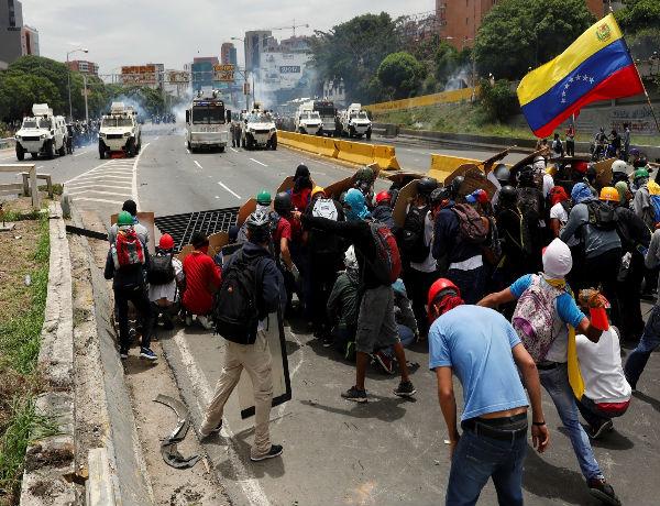 أزمة مادورو: